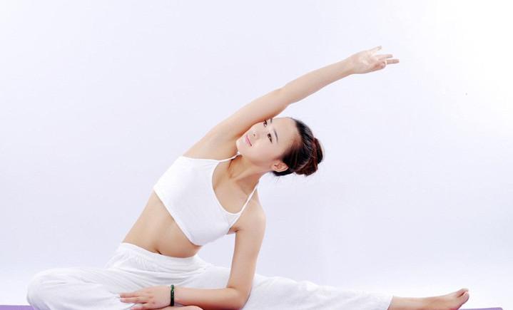 静瑜伽舞蹈 - 大图