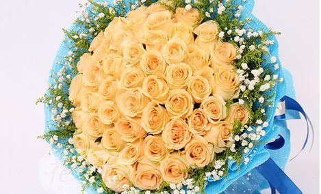 玫瑰之约鲜花