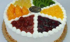 新品客10英寸蛋糕