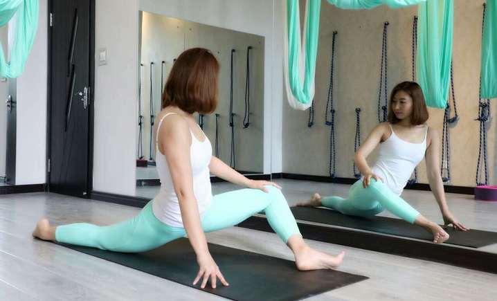 伽人谷精品瑜伽会馆