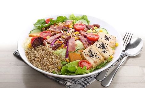 Meal Salad米有沙拉(汉街店)