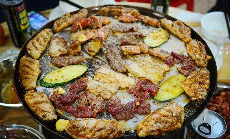 留香铁板烤肉
