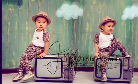 世纪宝贝专业儿童摄影