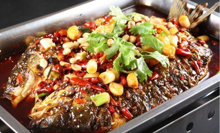 银海川菜馆