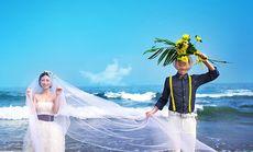 聚焦特惠青岛蜜月婚纱照套系