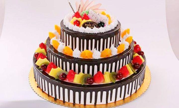 华香园蛋糕