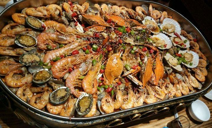 天下第一盘—海鲜盛宴