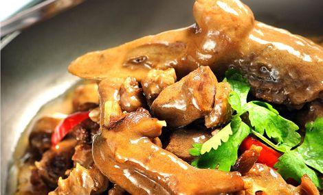 品鲜阁东北铁炖锅菜