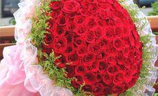 天囍婚庆66朵玫瑰花