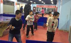 浩林乒乓球俱乐部乒乓球畅打