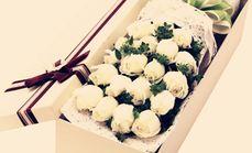 卉香园19支玫瑰礼盒四选一