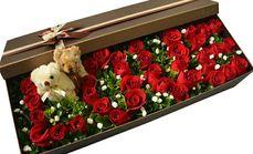 鲜花屋LOVE玫瑰礼盒