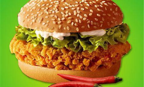西雅图汉堡炸鸡(簇桥店)