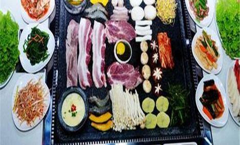 小福猪超大石板烤肉 - 大图