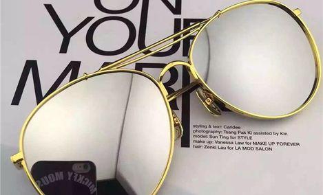 创意视觉眼镜