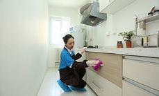 家福宁厨房深度清洁