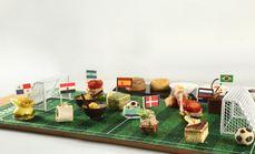 金茂大堂吧世界杯足球下午茶
