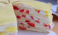 美佳美6英寸千层蛋糕