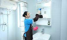 家福宁卫生间深度清洁