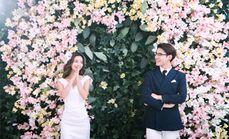八月记忆时尚完美新派婚纱照