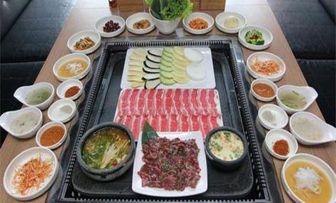 小福猪超大石板烤肉