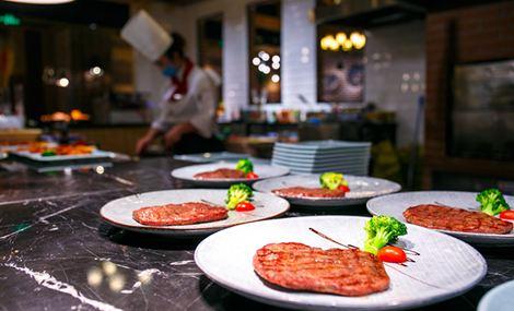400℃果木牛排披萨自助餐厅(欧乐店)