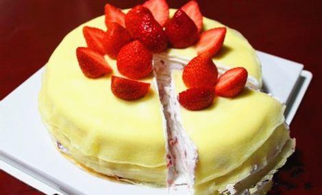 佳奇西点蛋糕 - 大图