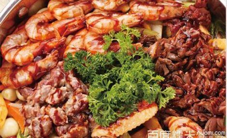 黄记煌三汁焖锅(安河桥华联店)