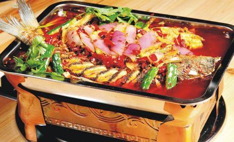 江湖烤鱼(广府路店)