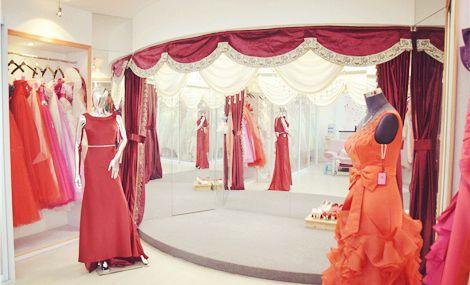 朵拉婚纱(湖西路步行街店)