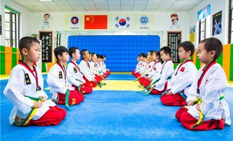 韩城国际跆拳道散打搏击俱乐部(阳光100店)