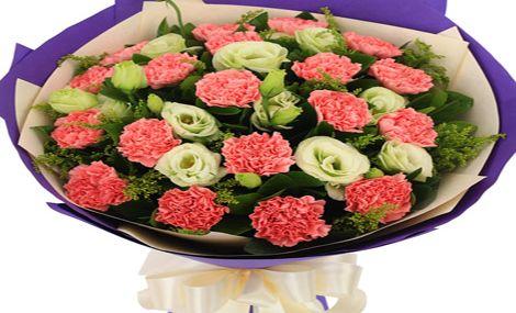 花香袭人鲜花