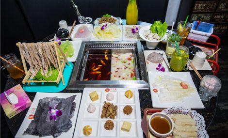 九宫格概念锅物料理