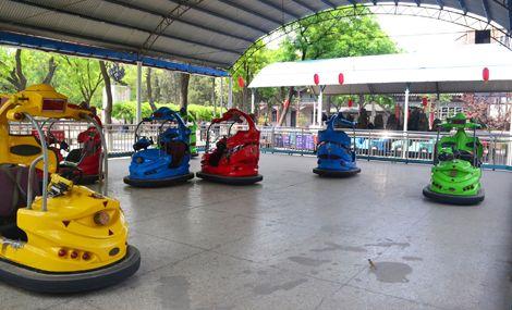 儿童公园激光战车游乐
