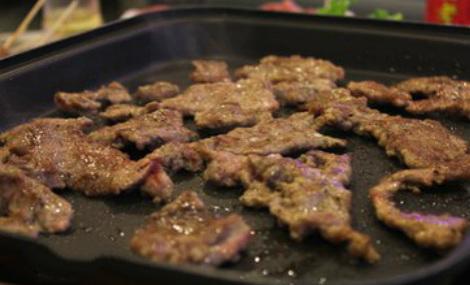 新西兰烤肉