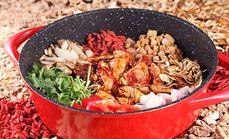 炉火时代鸡煲3人餐