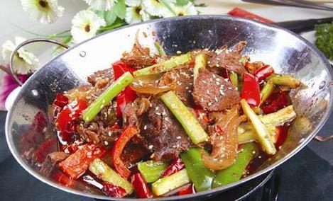 新时代干锅煎肉