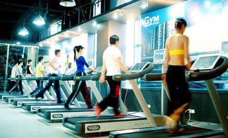 CK健身私教室