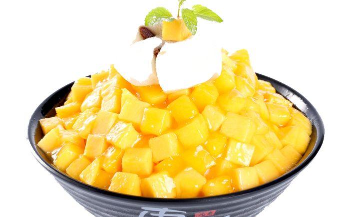 韩国雪冰新概念甜点(河西王府井店)