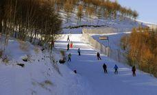 长城岭全天自带板滑雪票
