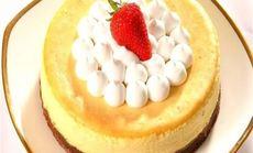 10英寸慕斯蛋糕