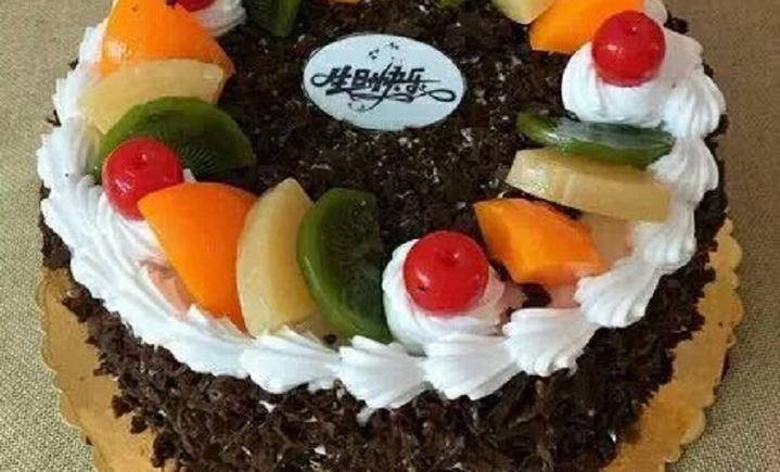 金冠蛋糕 - 大图
