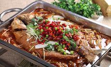 巫山烤鱼双人餐