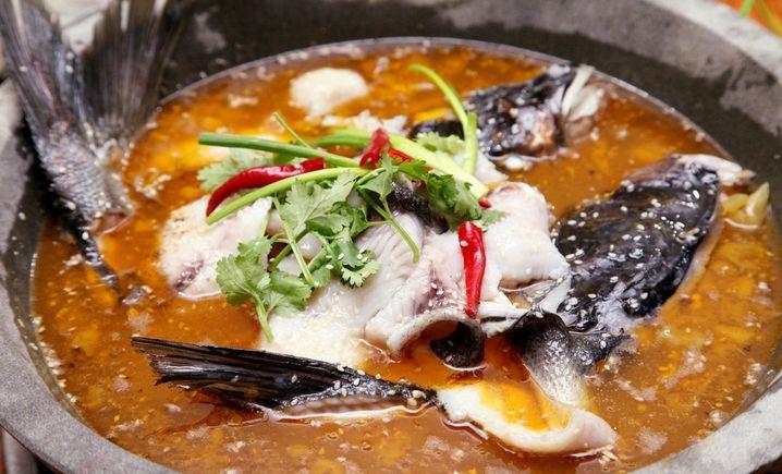 老四川石锅鱼