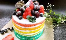 艾利兔水果裸蛋糕4选1