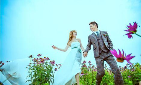 艾薇儿婚纱摄影