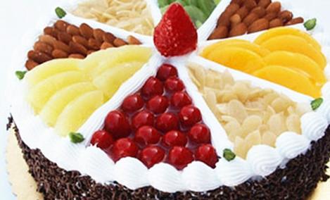 八喜冰激凌蛋糕 - 大图
