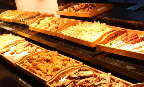 巴厘岛海鲜大咖自助餐厅