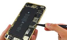 手机苹果6P换外屏