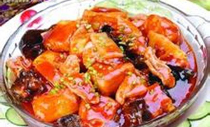 黔江农家菜